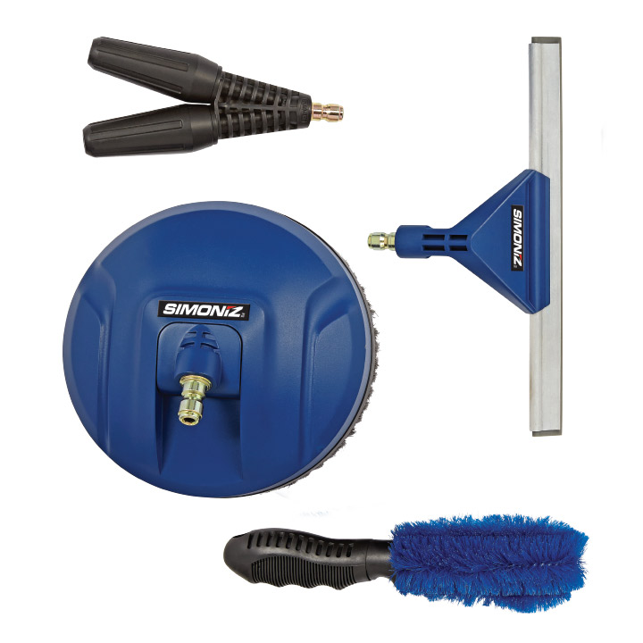 Pressure Washer Accessory Kits Power Washer Supplies