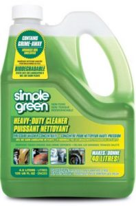 Simple Green Heavy-Duty Pressure Washer Detergent