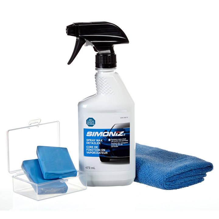 Simoniz Car Wash Products Quality Car Care