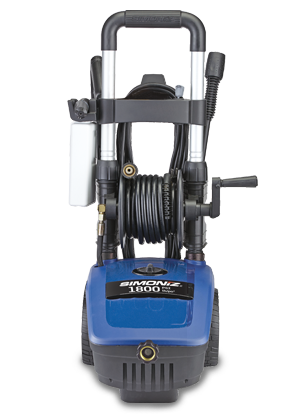 Simoniz Electric Pressure Washer 1800PSI (VE12)