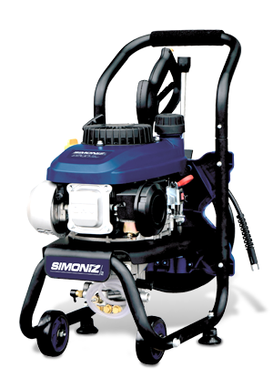 Simoniz 2200PSI Gas Pressure Washer