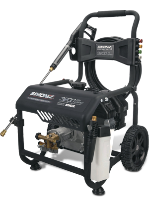 Simoniz Platinum 3200 Psi Gas Pressure Washer Simoniz