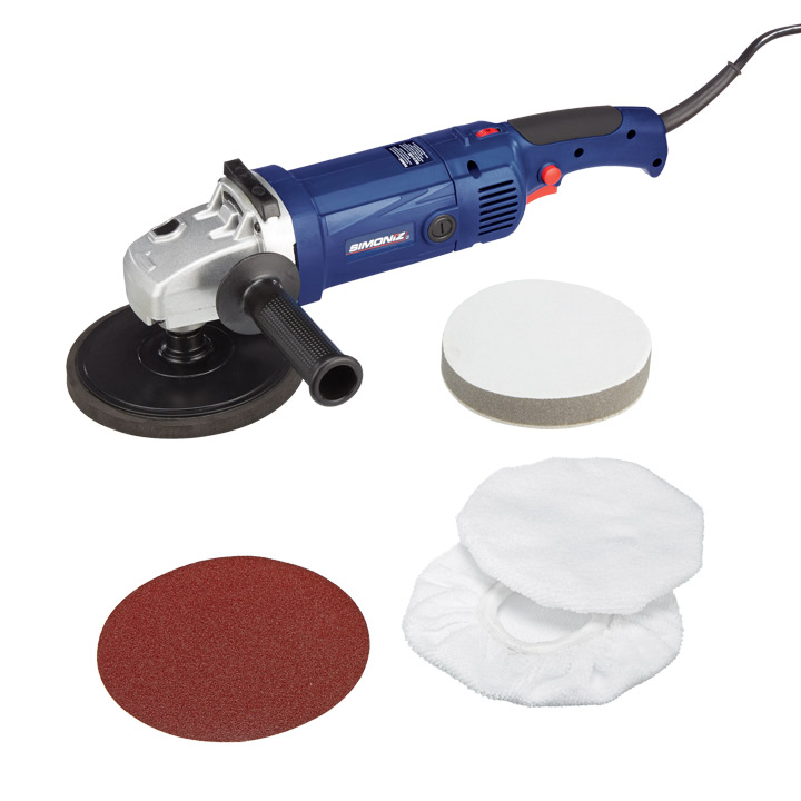 fr car care products polishers